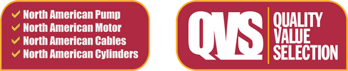 QVS - Quality Value Selection Logo
